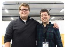 Zachary & Adam Grossak