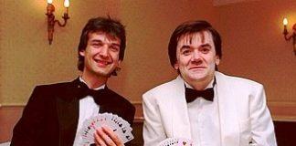 Sir Robson & Tony Forrester