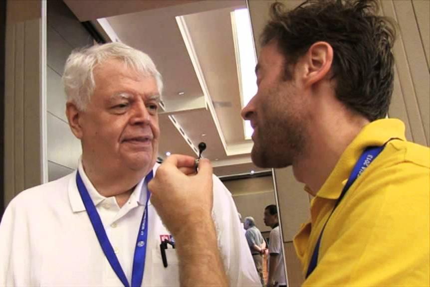 Bob Hamman & Simon Fellus