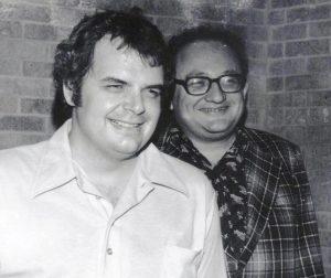 Bob Hamman & Bobby Wolff