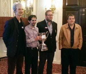 Andrew Robson, David Bakhshi, David Gold Tony Forrester