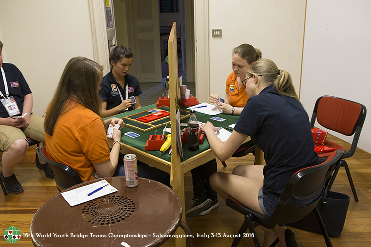 Conventions: Bourke Relay | Youth World Bridge