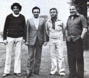 Kantar, Garozzo, Eisemberg, Belladonna
