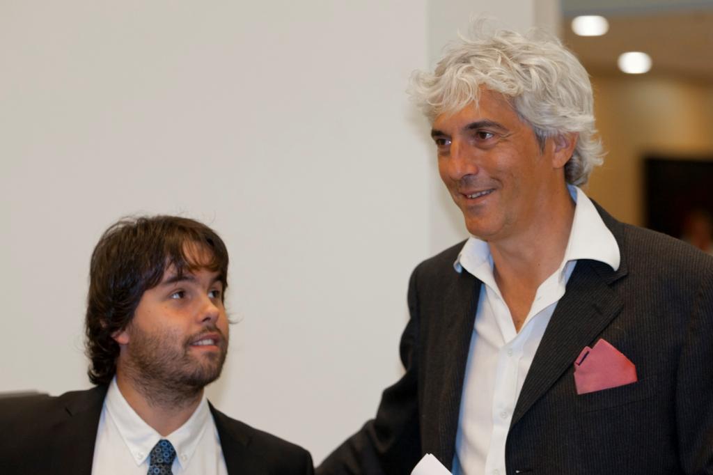 Norberto Bocchi & Agustin Madala