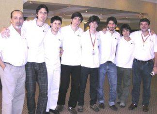 Argentine Junior Team 2007