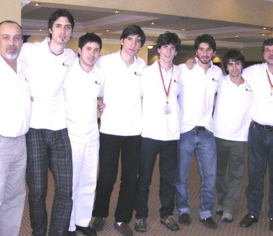 Argentine Junior Team 2007