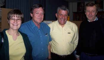 Pauline Gumby, George Cuppaidge, Robert Krochmalik, Paul Lavings