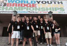 Sweden Junior team Istambul 2014