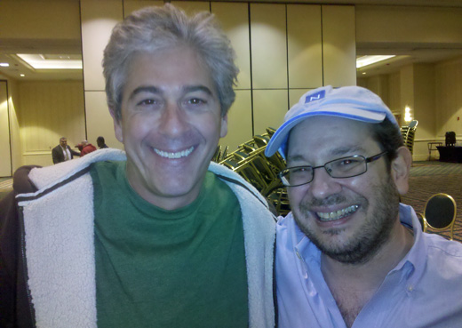 Bobby Levin and Steve Weinstein