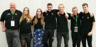 Danmark Junior team