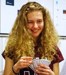 Sarah Henriksen