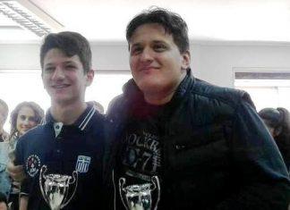 Jason Hercules Papaspyrou & Dimtris Sideris