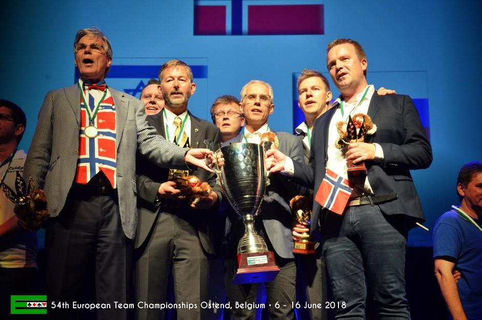 Norway Open Team 2018