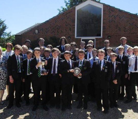 England: Stamford Inter-Schools Event