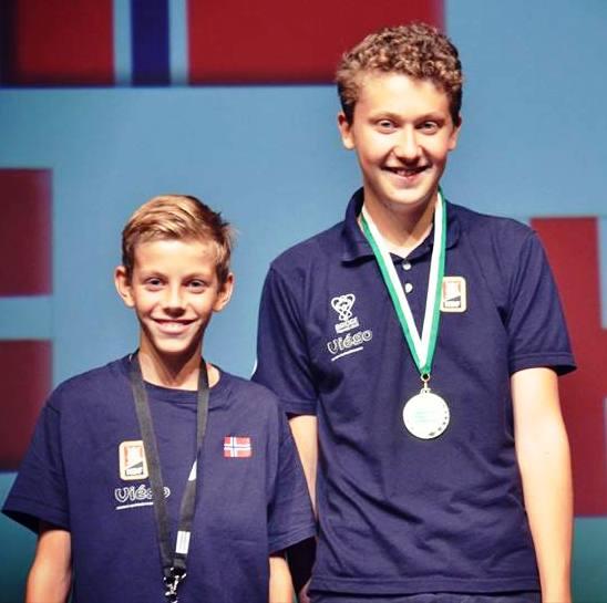 Anders Brogeland & Marius Austad