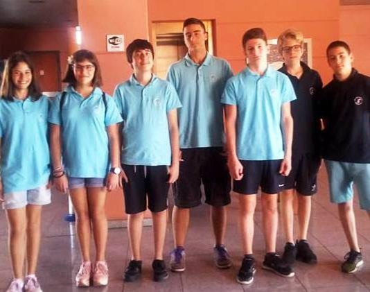 2018 Greek Kids