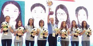 China Girls Team