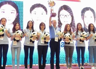 China Girls Team