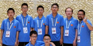 China Kids Team