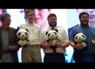 Wujiang 2018 BAM Winners