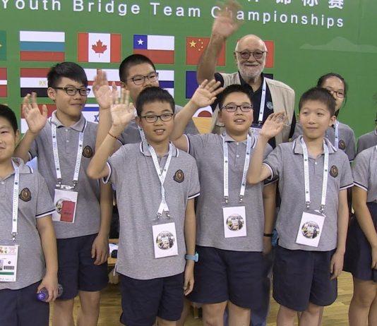 Gianarrigo Rona & Chinese youth