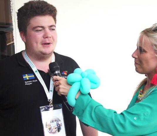 Simon Hult (SWE) & Carlotta Venier (WBF)