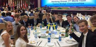 Sweden delegation Wujiang 2018