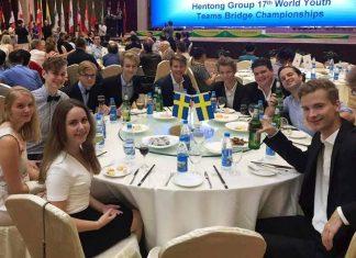Sweden delegation Wujiang 2018
