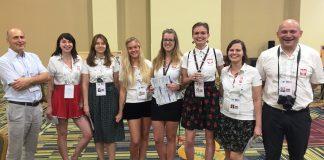 Poland Girls Orlando 2018