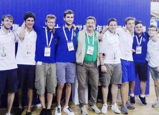 Italian Delegation Wujiang 2018