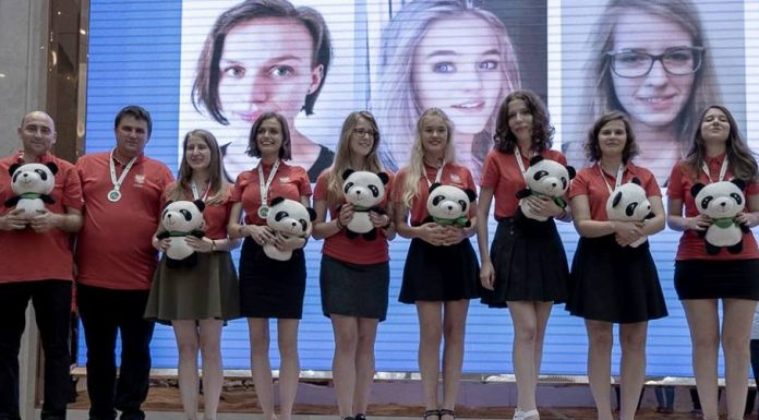 Poland Girls U26 2016