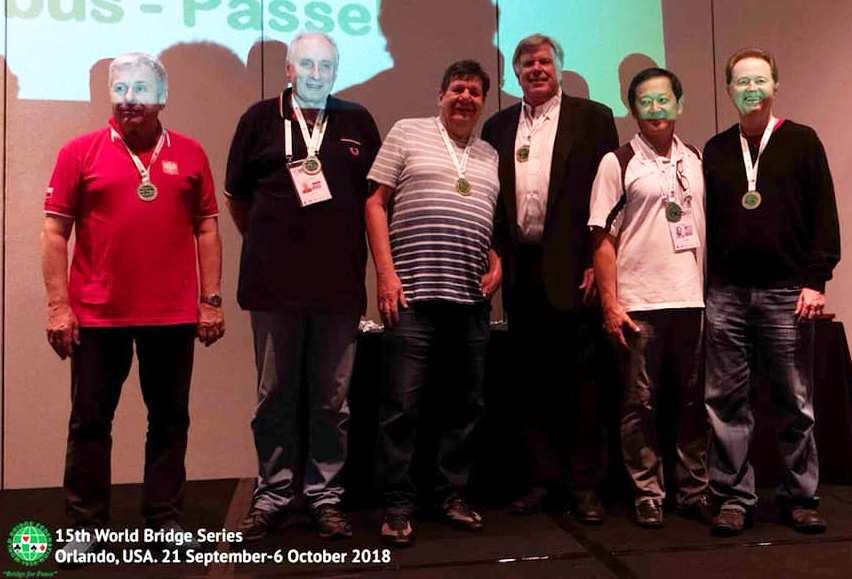 Apolinary Kowalski – Jacek Romanski,Marc Jacobus – Mike Passell,Mark Itabashi – Eddie Wold