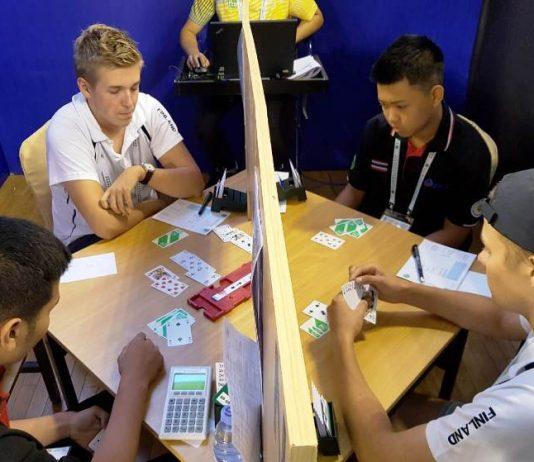 Finland vs Thailand Wujiang 2018