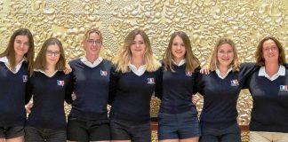 France Girls Team 2018
