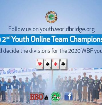 2019 2nd WBF Youth Teams Online Championships LOGO