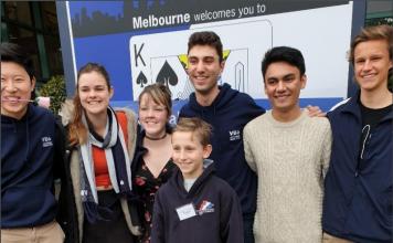 Australia Victorian Youth Bridge