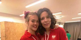 Sophia Baldysz & Joanna Salewska