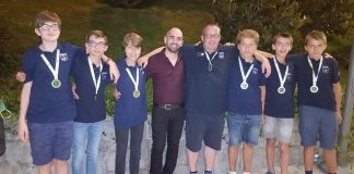 Gilad Ofir & France Vice Champions