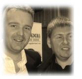 Nils Kvangraven & Geir Helgemo