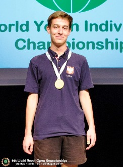 Individual U21, 1st Krzysztof CICHY Poland