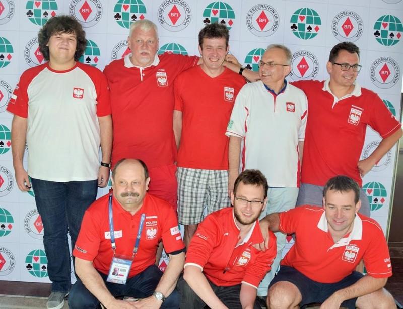 Piotr Gawrys, Krzysztof Jassem, Jacek Kalita, Michal Klukowski, Marcin Mazurkiewicz, Michal Nowosadzki, Piotr Walczak npc