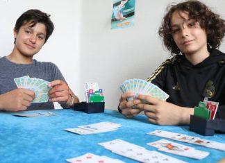 Ilyes Griffault and Tom Levacher