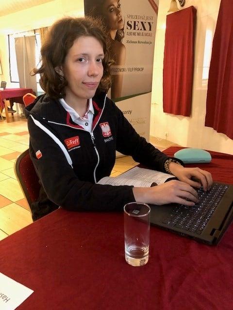Sophia BALDYSZ, Poland Women